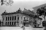 Vietnam, view of the Hanoi Opera House