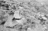 Philippines, Igorot huts at Cordillera Central Mountains on northern Luzon island