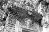 Indonesia, gateway detail of Kehen Temple in Bangli regency