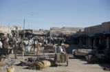 Az-Zubayr (Iraq), view of village market square