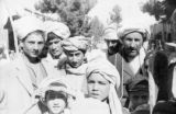 Herāt (Afghanistan), group of men and boys