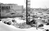 Singapore, construction at Tiger Balm facility
