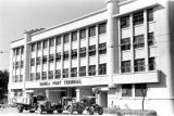 Philippines, Manila port terminal building