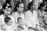 Malaysia, group of women and children at celebration