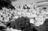 Israel, buildings on hillside in Jerusalem