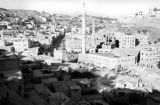 Jordan, view of minarets in city of 'Ammān