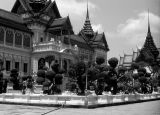 Thailand, Grand Palace in Bangkok