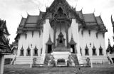 Thailand, Dusit Maha Prasart Hall of Grand palace in Bangkok