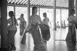 Indonesia, dance students at Yogyakarta dance school