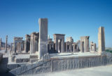 Persepolis (Iran), remains of ancient structures