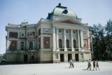 Russia, Okhlopkov Drama Theatre in Irkutsk