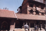 Bhaktapur (Nepal), city architecture