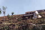 Pokhara (Nepal), dwellings on the hillside