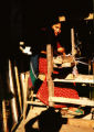 Pokhara (Nepal), woman seated at a loom