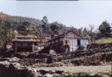 Pokhara (Nepal), buildings of stone