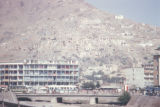 Kabul (Afghanistan), view of city