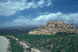 Bamian province (Afghanistan), ruins on a hill