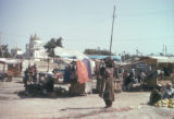 Kabul (Afghanistan), people at market
