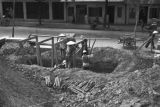 Vietnam, construction of air raid shelters
