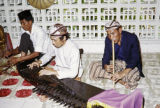 Indonesia, musicians performing
