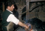 Istanbul (Turkey), metalworking in the Old City