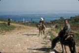Akkooi (Turkey), riding donkeys