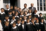 Cinarcik (Turkey), schoolchildren and teachers