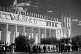 Moscow (Russia), Central Pavilion at the first 'All-Union Agricultural Exhibit'