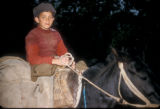 Cinarcik (Turkey), boy riding horse