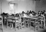 Luliang (China), young students in classroom