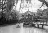 Yunnan (China), gazebo setting encompassed by water