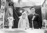 China, wedding couple