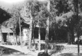China, exterior of temple