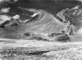 China, view of mountain landscape