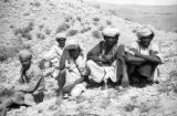 Punjab (province), group of men resting