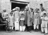 Northwest Frontier (Pakistan), family of expedition surveyor Afraz Gul Khan Sahib
