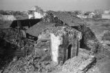 Changde (China), the ruins of a bombed building after the Battle of Changde