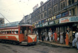 Bombay, streetcar downtown
