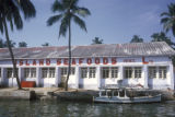 Cochin, commercial development along waterfront