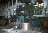 Hengyang, workers in metallurgical factory