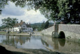 Eynsford, stone bridge over Darent River