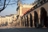 Cracow, Cloth Hall (Sukiennice) in Main Market Square