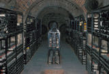Paris, wine cellar