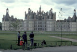 Chambord, view of Chateau Chambord