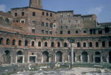 Rome, Trajan's Markets (Mercati Traianei), ancient commercial center