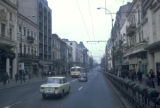 Bucharest, street scene