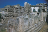 Syracuse, ruins of Greek temple