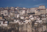 Veliko Turnovo, town along clifftop