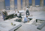 Athens, Parthenon restoration