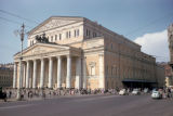 Moscow, Bolshoi Theater